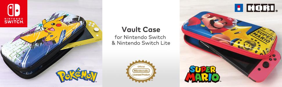 Premium Vault Case (Pikachu) for