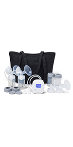 tote h hospital strength portable breast pump
