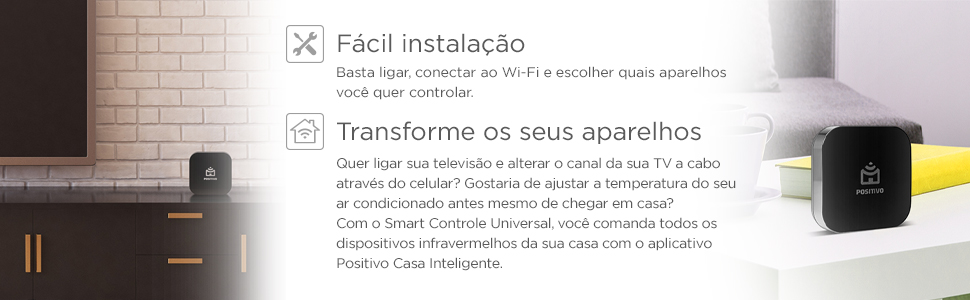 smart controle positivo