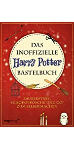 Harry Potter Bastelbuch