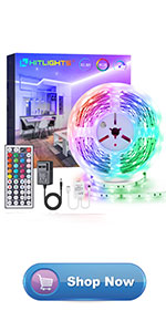 32.8ft RGB LED Strip Lights