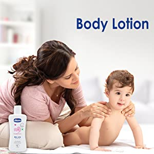 chicco body lotion