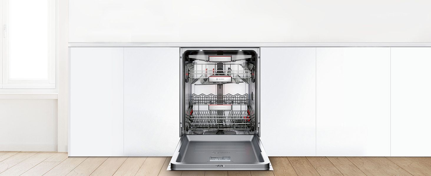 What's inside a dishwasher?