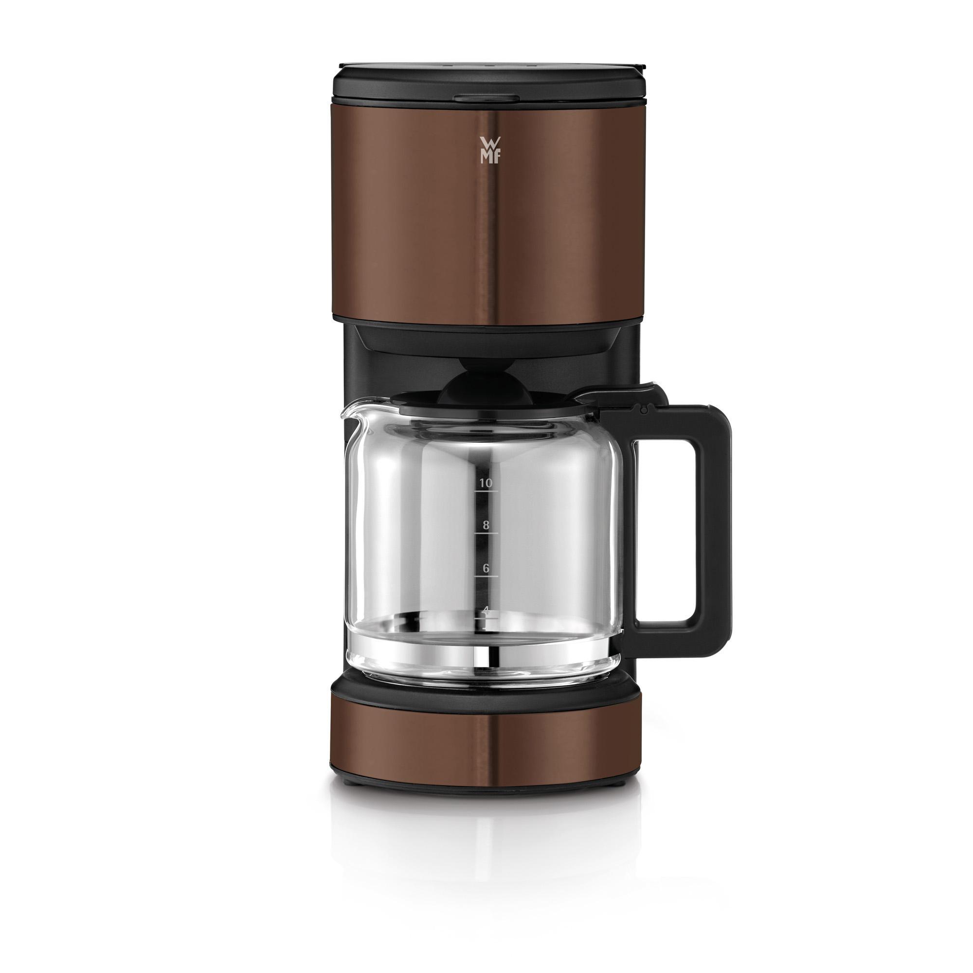 Amazon.de: WMF TERRA Aroma Kaffeemaschine Glas, 10 Tassen