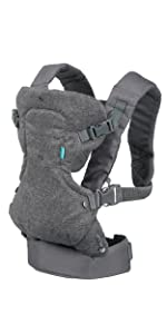 e99af42d916 Infantino Together Pull-On Knit Carrier · Flip 4-in-1 Convertible Carrier ·  Upscale Customizable Carrier · Cuddle Up Ergonomic Hoodie Carrier ...