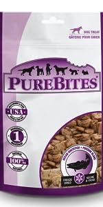 whitefish; purebites; dog; treats