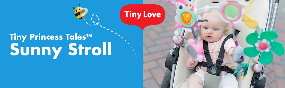 Tiny Love, Activity Arches, Tiny Princess Tales collection, Sunny Stroll, module 1