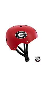 Ohio State Buckeyes Youth Multi-Sport Helmet for Kids Ages 5+