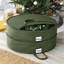 Whitmor Storage Organization Holiday Christmas Bag
