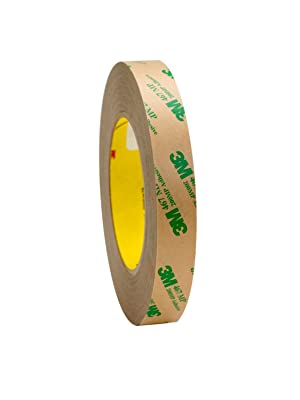 .5 in x 60 yd 5.0 mil 3M Adhesive Transfer Tape 468MP Clear