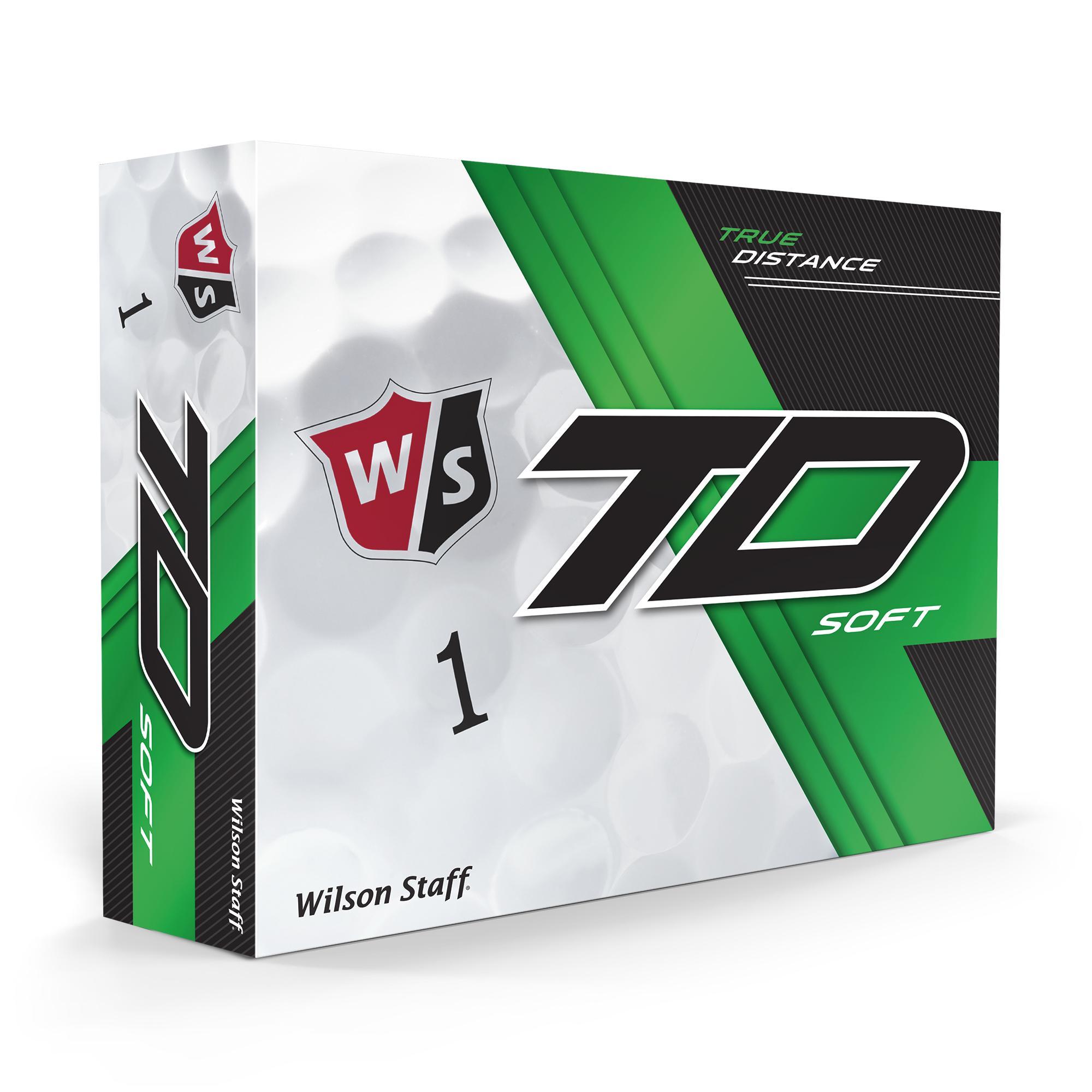 Amazon.com : Wilson True Distance W/S True Distance Soft or 12-Ball ...