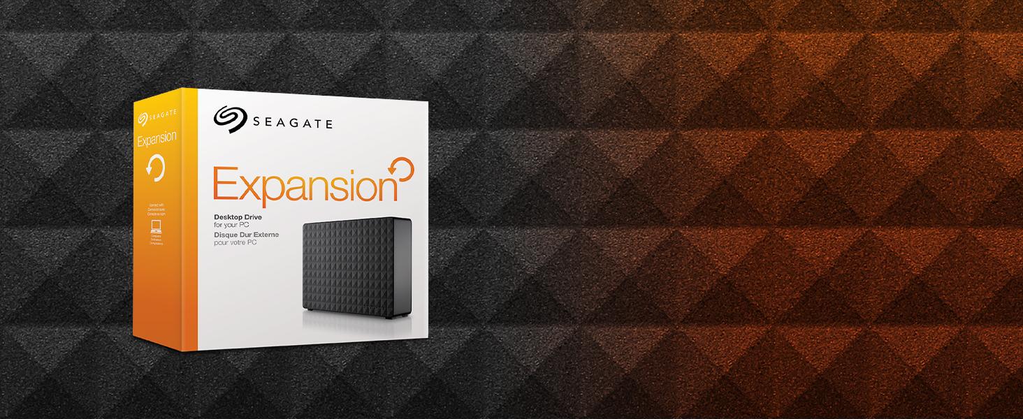 Expansion Desktop Package