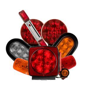 Blazer CW1544A Amber LED Multi-Reflective Clearance Marker Light