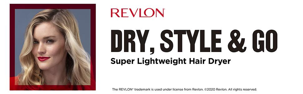 hair dryer, hair dryers, travel hair dryers, travel hair dryer, compact hair dryer; RVDR5034