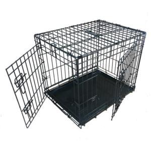 dog, cage, crate, dog bed, puppy, training, ellie-bo, ellie bo