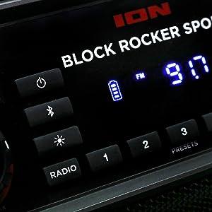 Block Rocker Sport Black