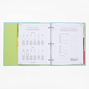 Wedding Planning Book.The Knot Ultimate Wedding Planner Organizer Binder
