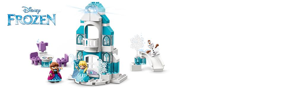 LEGO DUPLO    Disney Frozen Ice Castle