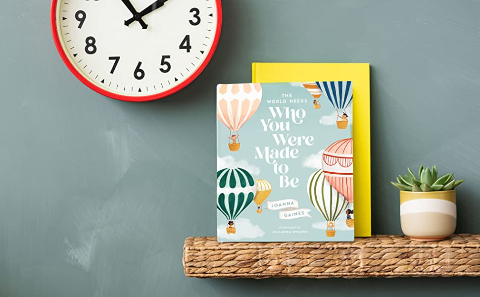 The World Needs Who You Were Made to Be book cover