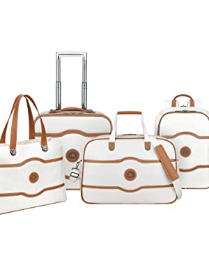 delsey paris luggage chatelet soft family