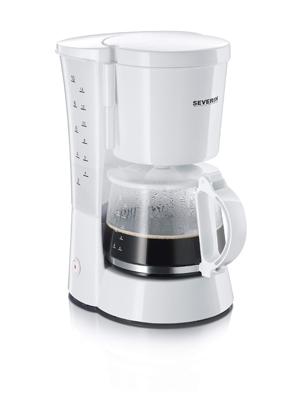 SEVERIN KA 4478 Cafetera para filtros de Café Molido, 10 tazas ...