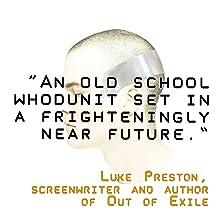 Luke Preston, screenwriter, author, Out of Exile