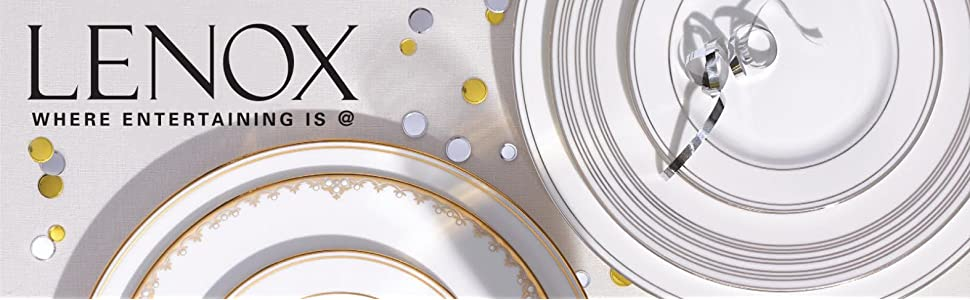 Lenox, Lennox, Fine China, Lenox China, Lennoxx, Tableware, Entertaining, Place Setting, Frame
