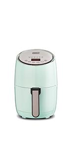 Amazon.com: Dash Compact Air Fryer 1.2 L Electric Air Fryer ...