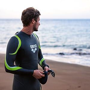powerskin wetsuit