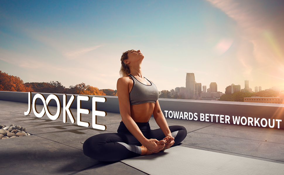 JOOKEE High Waist Yoga Pants with Pockets, Workout Pants for Women, Yoga Leggings with Pockets