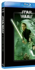 star wars el retorno del jedi pack bluray