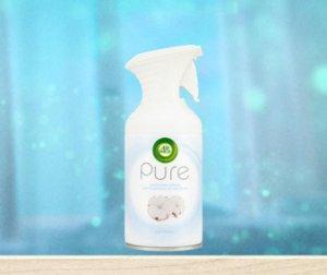 Gama Air Wick Pure: Difusor de fragancia sin sustancias líquidas