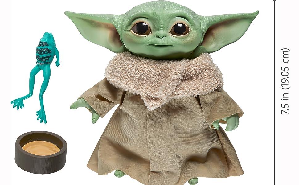 Star Wars The Child Talking Plush Baby Yoda