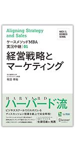 MBA経営戦略とマーケティング
