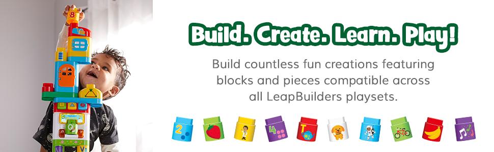 LeapFrog LeapBuilders