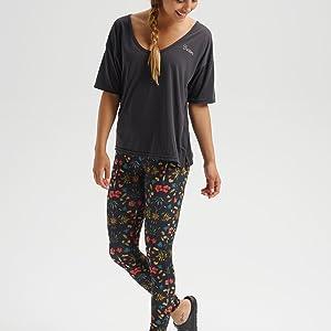burton womens shirt