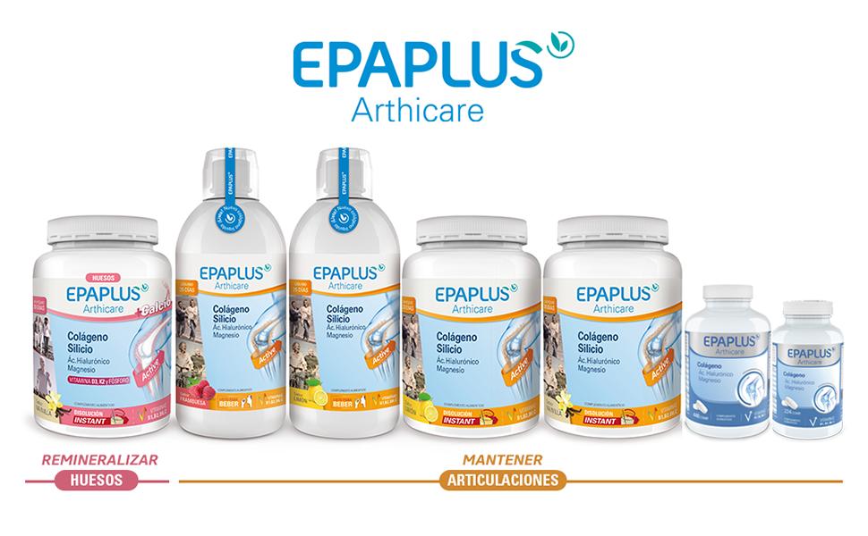 Epaplus Articulaciones Colágeno + Ácido Hialurónico + Magnesio 224 Comprimidos: Amazon.es: Salud y cuidado personal