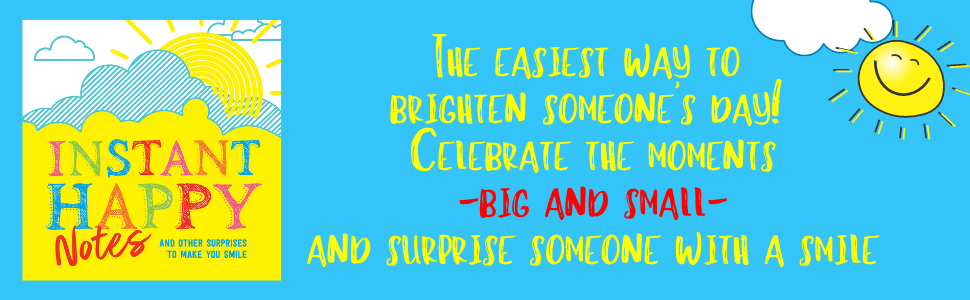 The easiest way to brighten someone's day! Celebrate the moments big and small and surprise someone