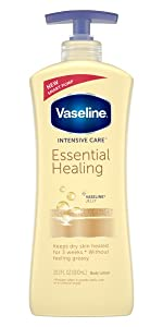Vaseline Intensive Care Body Lotion Essential Healing