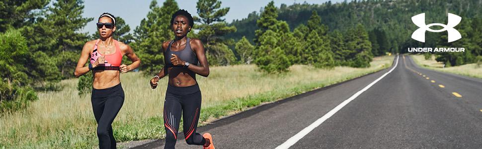Equipación Under Armour de running women