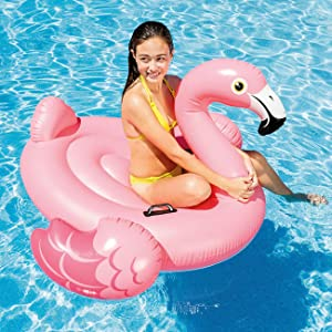 Intex 56286EU - Patito mega hinchable 221X221x122 cm: Amazon.es ...