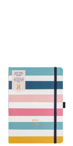 a5 mid year diary 2021