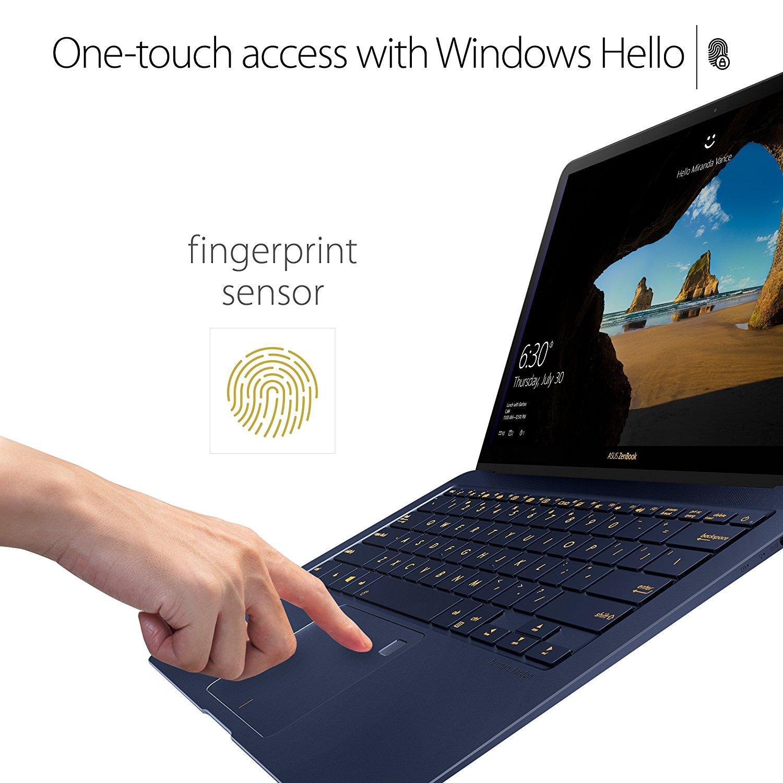 ASUS UX490UAR-BE088T ZenBook Deluxe 3 14-inch Nano-Edge
