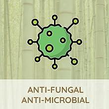 Anti-microbial and anti-fungal