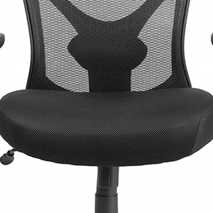 seat, ergonomic seat, padded seat, waterfall seat