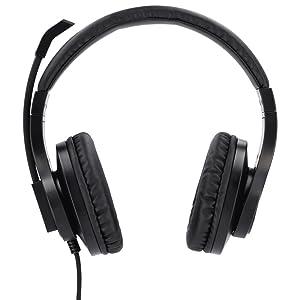Hama Pc Headset Over Ear Kopfhörer Mit Mikrofon Elektronik