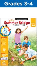 Summer Bridge Activities Grades 3-4