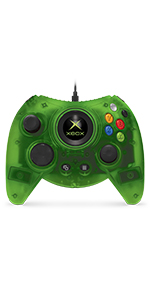 Duke Green Limited Edition Hyperkin Wired Controller Xbox One Windows 10 PCs
