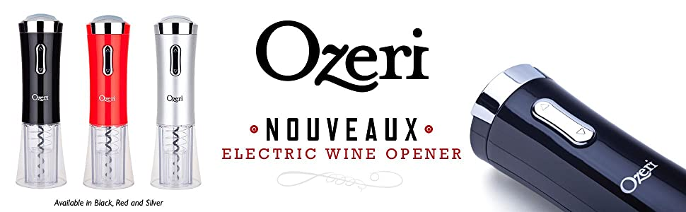 wine opener; electric wine opener; corkscrew; cork opener; cork remover; corkscrew opener