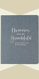 Memories for My Grandchild (Cloth Bound Classic Edition)